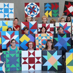 Painted Barn Quilts