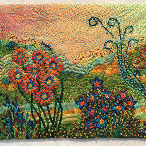 Embroidery Landscapes