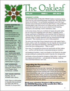 October 2014 issue of The Oakleaf