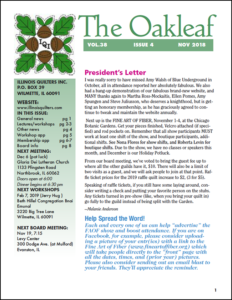 November 2018 issue of The Oakleaf