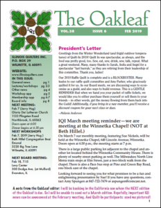 February 2019 issue of The Oakleaf