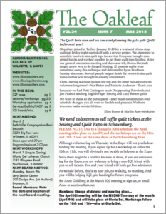 March 2015 issue of The Oakleaf