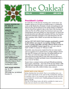 April 2019 issue of The Oakleaf