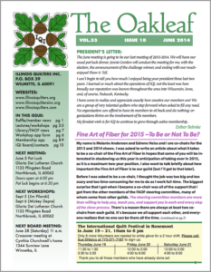 June 2014 issue of The Oakleaf