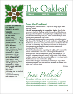 June 2017 issue of The Oakleaf