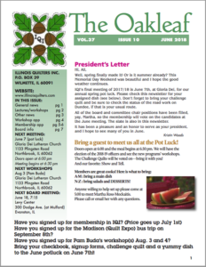 June 2018 issue of The Oakleaf