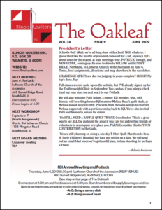 June 2019 issue of The Oakleaf