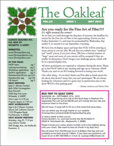 September 2015 issue of The Oakleaf