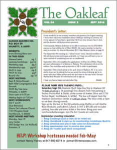 September 2016 issue of The Oakleaf