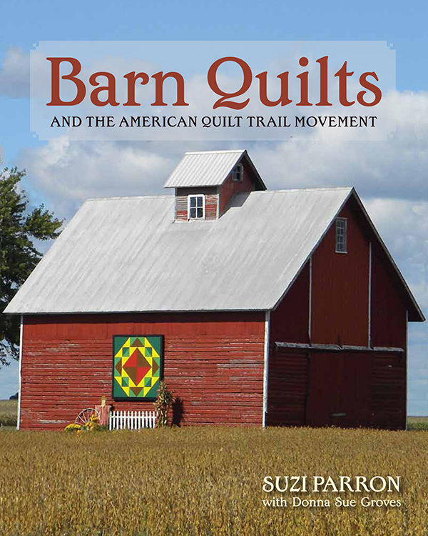 """Barn Quilt"" book cover"