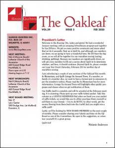 February 2020 issue of The Oakleaf