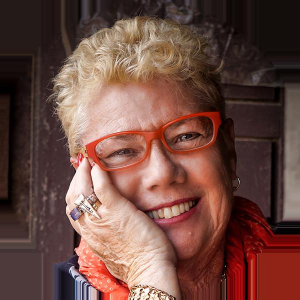 Portrait of Pam Holland