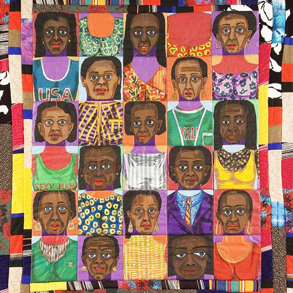 Faith Ringgold quilt