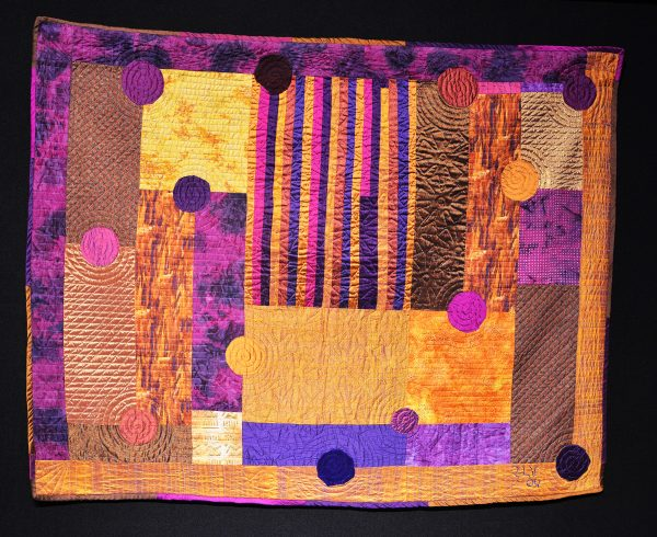 """""""Praise Song"""" quilt by Tracy Vaughn-Manley"""