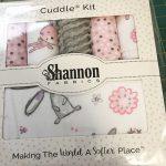 Shannon Cuddle Fabric kit