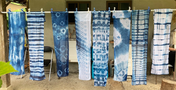Maggie Weiss's quilting samples